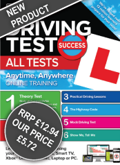 Driving Test Success Anytime Online Training